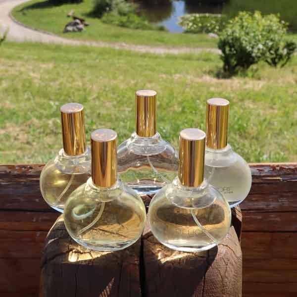 parfums d'intérieur luxe